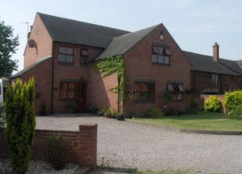 Thumbnail 4 bed detached house to rent in Meadow Court, Ambaston, Derby