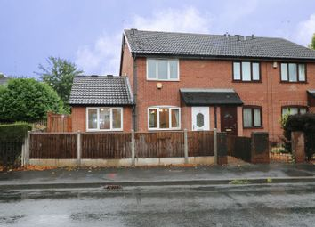 Thumbnail 2 bed semi-detached house to rent in Queens Park Gardens, Crewe, Cheshire