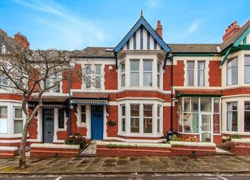 Thumbnail 4 bed terraced house for sale in Harrismith Road, Penylan, Cardiff