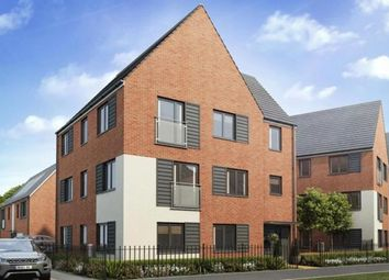 Thumbnail 2 bed flat for sale in Stony Manor, Carters Lane, Kiln Farm, Milton Keynes