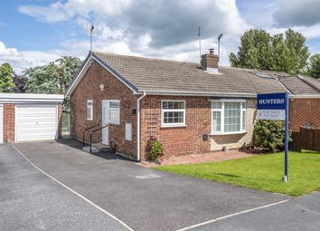 Thumbnail 2 bed semi-detached house for sale in Oakwood Close, Church Fenton, Tadcaster