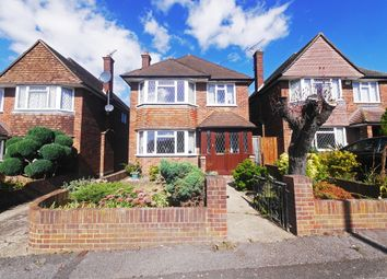 Thumbnail 3 bed detached house for sale in Press Road, Uxbridge