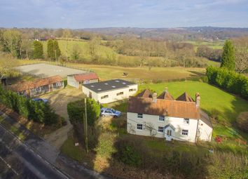 Thumbnail 4 bed farmhouse for sale in Old Forge Lane, Horney Common, Uckfield