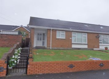 Thumbnail 2 bed semi-detached bungalow for sale in Bryncanol, Dafen, Llanelli