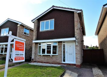 Thumbnail 3 bed detached house for sale in Woodheyes Lawns, Etchinghill, Rugeley