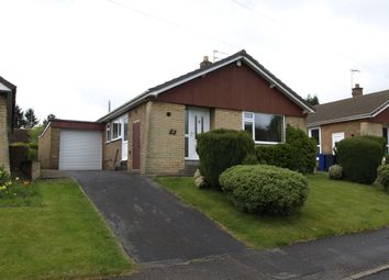 Thumbnail 3 bed detached bungalow for sale in Hall Royd Walk, Silkstone Common, Barnsley