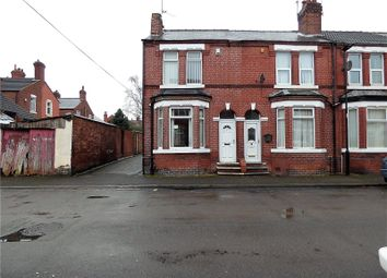 Thumbnail 3 bed end terrace house for sale in Salisbury Road, Doncaster