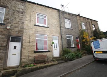 Thumbnail 2 bed terraced house to rent in Summerfield Road West, Todmorden