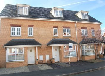 Thumbnail 4 bed terraced house for sale in Ainderby Gardens, Northallerton