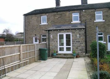 Thumbnail 2 bed end terrace house to rent in 122, Wakefield Road, Scissett, Scissett Huddersfield