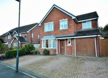Thumbnail 4 bed detached house for sale in The Oaklands, Tenbury Wells