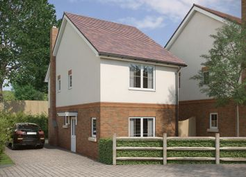 Thumbnail 2 bed detached house for sale in Warnford Road, Corhampton, Southampton