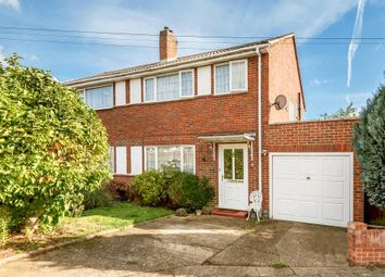 3 bed semi-detached house for sale in Garden Close, Ashford TW15