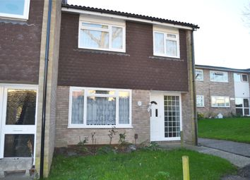 Thumbnail 3 bed end terrace house to rent in Dorset Avenue, Great Baddow, Chelmsford