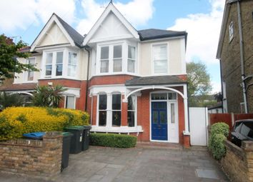 Thumbnail 4 bedroom semi-detached house for sale in Chestnut Grove, New Malden