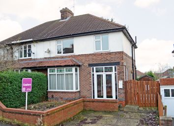 Thumbnail 3 bed semi-detached house for sale in Manor Drive North, York