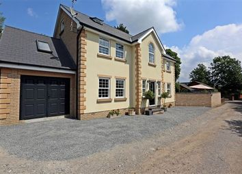 Thumbnail 4 bed detached house for sale in Weston Court, Church Village, Pontypridd