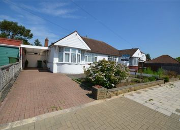 Thumbnail 2 bed semi-detached bungalow for sale in Jersey Avenue, Stanmore