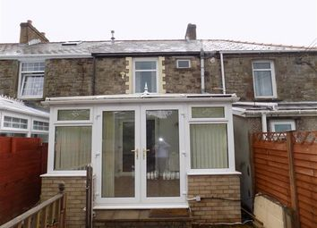 Thumbnail 2 bed terraced house to rent in Green Meadow Terrace, Tillery Road, Abertillery.