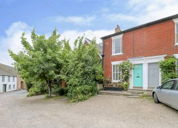 Thumbnail 3 bed end terrace house for sale in Anglesea Road, Wivenhoe, Colchester, Essex