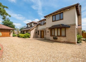 Thumbnail 5 bed detached house for sale in Longstaff Way, Hartford, Huntingdon