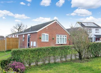 Thumbnail 2 bed bungalow for sale in The Drive, Barwell, Leicester, Leicestershire