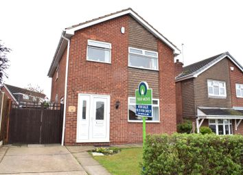 Thumbnail 3 bed detached house for sale in Summerfields Way, Shipley View, Ilkeston, Derbyshire
