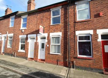 Thumbnail 2 bed terraced house to rent in Berdmore Street, Fenton, Stoke-On-Trent