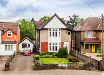 Thumbnail 4 bed detached house for sale in Church Road, Lydney