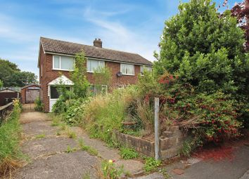 Thumbnail 3 bed semi-detached house for sale in Louise Avenue, Netherfield, Nottingham