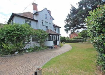 Thumbnail 6 bed detached house for sale in Whitby Road, Milford On Sea, Lymington