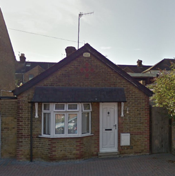 Thumbnail 2 bed bungalow to rent in Canute Road, Faversham