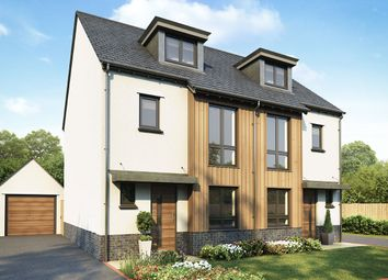 """Thumbnail 4 bed semi-detached house for sale in """"Charlecote"""" at Begbrook Park, Frenchay, Bristol"""
