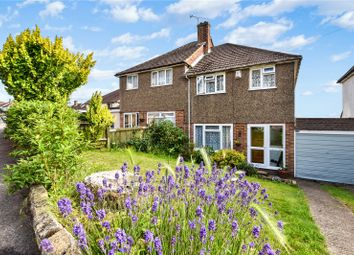 Thumbnail 3 bed semi-detached house for sale in Coombfield Drive, Darenth, Kent