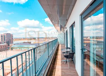 Thumbnail 2 bed flat to rent in Warehouse Court, Number One Street, Royal Arsenal