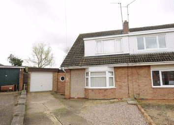 Thumbnail 3 bed semi-detached house to rent in Lime Grove, Wellingborough