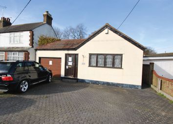 Thumbnail 3 bedroom detached bungalow for sale in 196 Rectory Road, Hockley, Essex