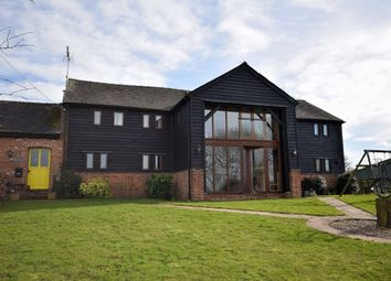 Thumbnail 5 bed detached house for sale in Camps End, Castle Camps, Cambridge