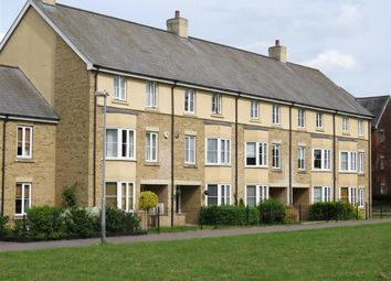 Thumbnail 3 bed terraced house for sale in Jubilee Green, Papworth Everard, Cambridge