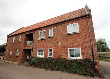 Thumbnail 2 bed flat to rent in Sames Court, Cottenham, Cambridge