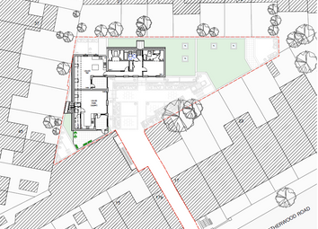 Thumbnail Land for sale in Netherwood Road, London