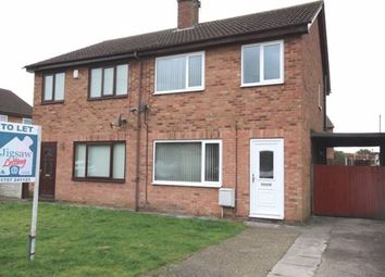 3 bed semi-detached house to rent in Wentworth Close, Camblesforth, Selby YO8