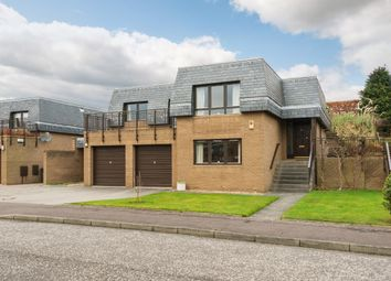 Thumbnail 3 bed detached house for sale in Rocheid Park, Edinburgh