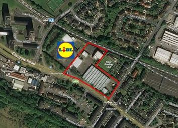 Thumbnail Land for sale in Hawick Street, Glasgow