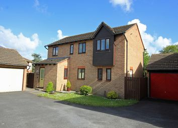 Thumbnail 4 bed detached house for sale in Plas Penwern, Johnstown, Carmarthen, Carmarthenshire