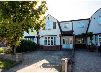 Thumbnail 4 bed semi-detached house to rent in Eversleigh Gardens, Upminster