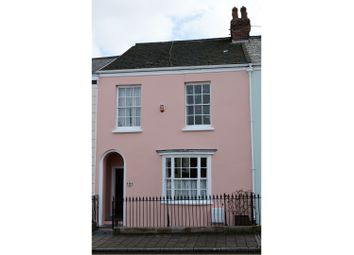Thumbnail 4 bed terraced house for sale in South Street, Barnstaple