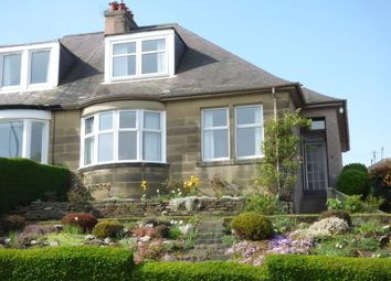 Thumbnail 3 bed semi-detached bungalow for sale in Willowbrae Road, Edinburgh