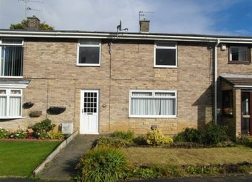Thumbnail 3 bedroom terraced house to rent in Wolsey Close, Newton Aycliffe