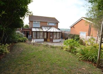 Thumbnail 3 bed detached house for sale in Raleigh Road, Teignmouth, Devon